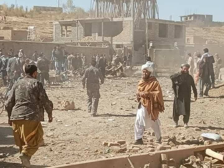 Opinion – Explosion Ghor
