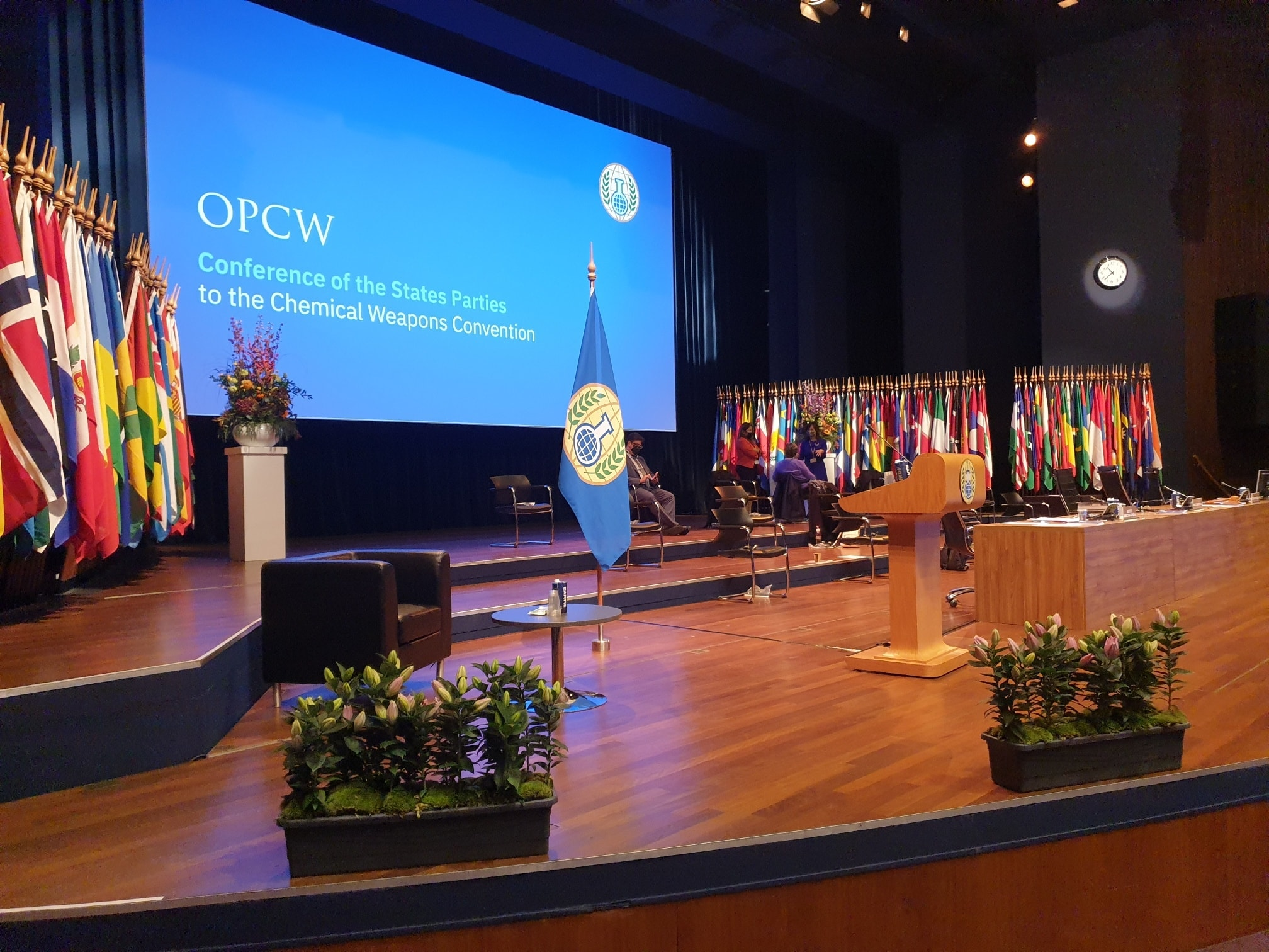 Annual conference OPCW