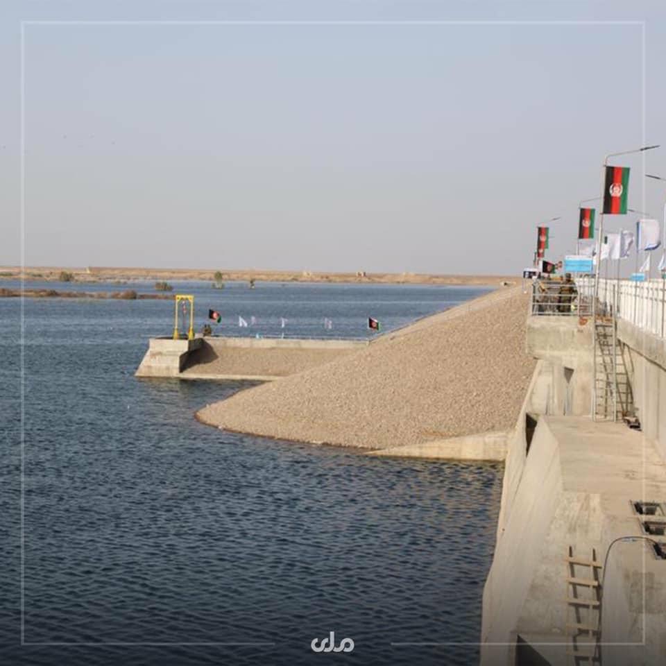 Kamal Khan Dam Opening